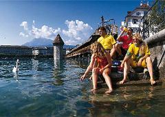 Suiza, un verano de montañas y lagos