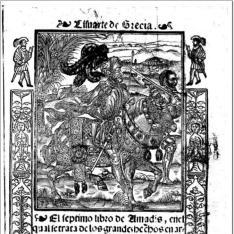 Lisuarte de Grecia, el septimo libro de Amadis