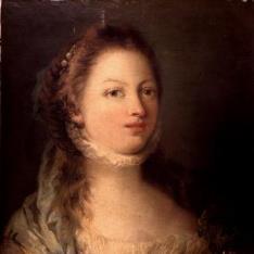 Retrato de dama joven, veneciana