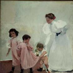 Mi mujer y mis hijos