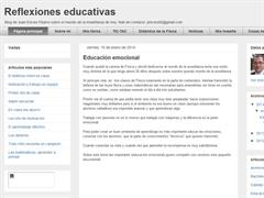Reflexiones educativas