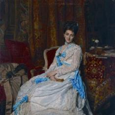 Josefa Manzanedo e Intentas de Mitjans, II marquesa de Manzanedo