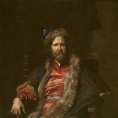 El pintor Martin Ryckaert