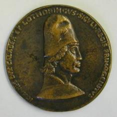 Medalla de Giovanni, Duque de Calabria