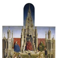 La Fuente de la Gracia y Triunfo de la Iglesia sobre la Sinagoga