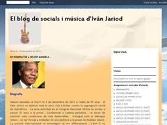 El bloc de socials i musica d'Iván Jariod