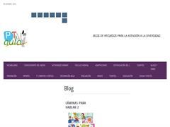 Aula PT, Blog de recursos para la elaboración de adaptaciones curriculares