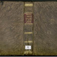 Ordenanzas y comisiones para el Reino de Nueva Granada y Obispado de Quito