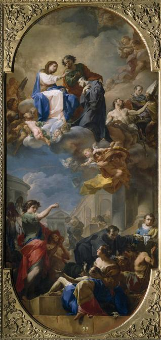 Triunfo de San Juan de Dios