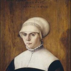 La esposa de Jörg Zörer, con 28 años