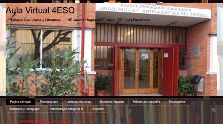 Aula Virtual 4ESO