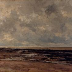 Playa de Villerville. Normandía