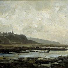 Playa de Villerville (Normandía)