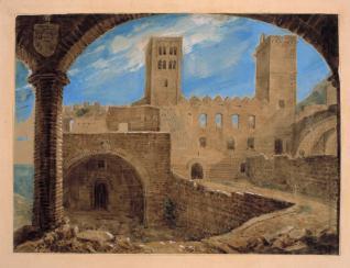 Monasterio de San Pedro de Roda, Gerona