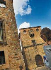 Cáceres, un impulso monumental