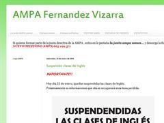AMPA Fernández Vizarra
