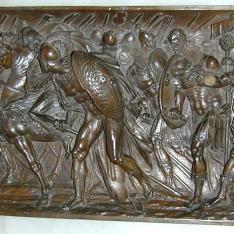 Escena de la vida de Alejandro Magno (?)