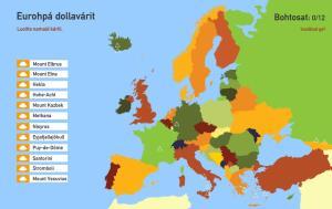 Eurohpá dollavárit. Toporopa