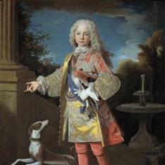 Fernando VI, niño