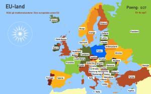 EU-land. Toporopa