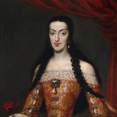 María Luisa de Orleans, reina de España