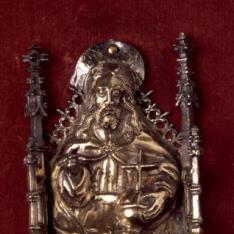 Figura de Pantocrátor