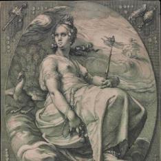 Venus y Juno