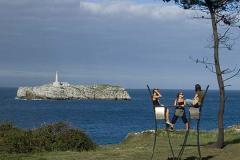 Santander y los placeres del verano tardío