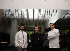 El órdago sevillano de tres jóvenes chefs