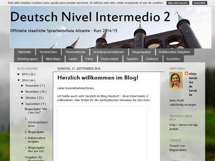 Deutsch Nivel Intermedio