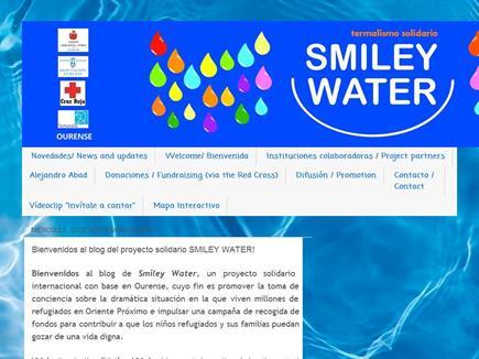Smiley water. Termalismo solidario