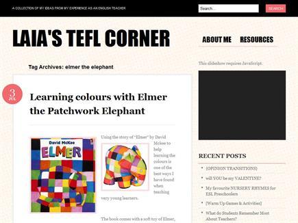 Laia's TEFL corner