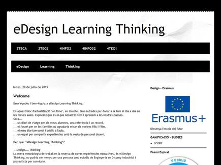 eDesign Learning Thinking