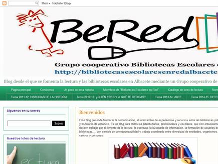 Bibliotecas Escolares en Red de Albacete