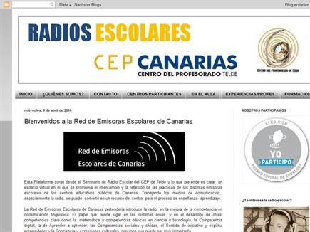 Radios Escolares CEP Telde