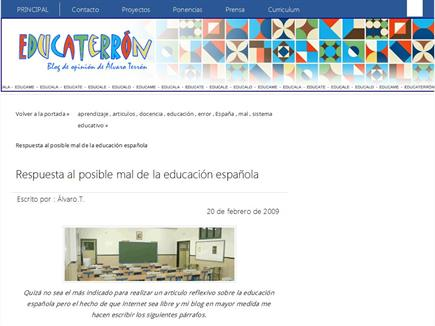 EducaTerrón