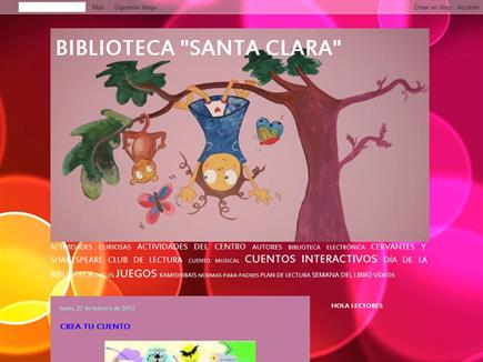 "BIBLIOTECA ""SANTA CLARA"""