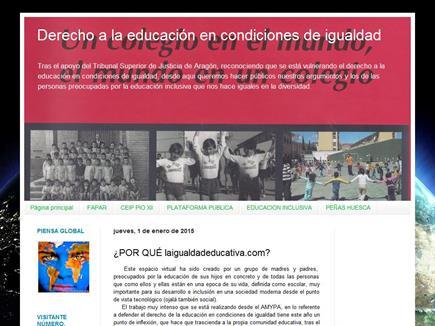 Derecho a la educación en condiciones de Igualdad