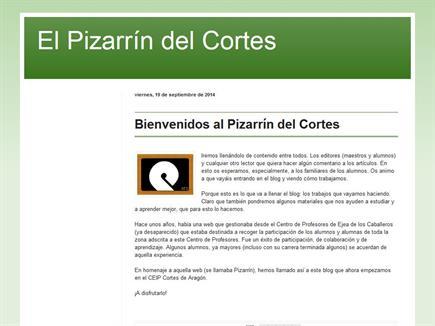 El Pizarrín del Cortes