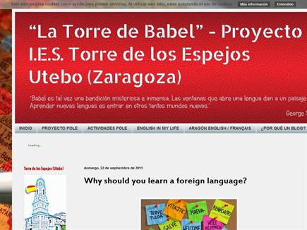 La Torre de Babel de Utebo, Proyecto Pole