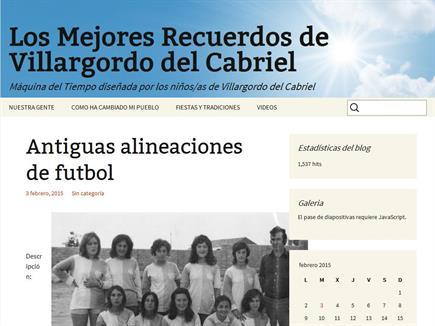 Los mejores recuerdos de Villargordo del Cabriel