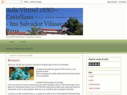 Aula Virtual 1ESO