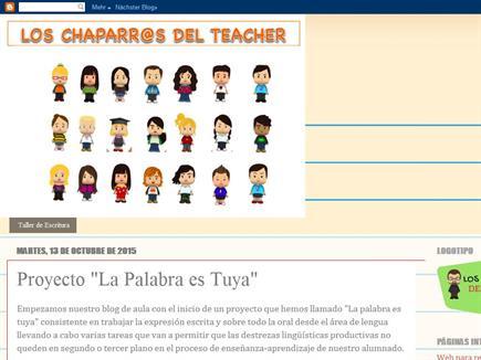 LOS CHAPARROS DEL TEACHER