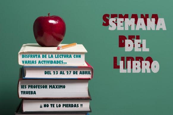 Cartel Semana del Libro - Javier Gomez - MARKETING PUNTO ...