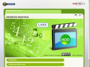 Tratamiento de información: Estadística