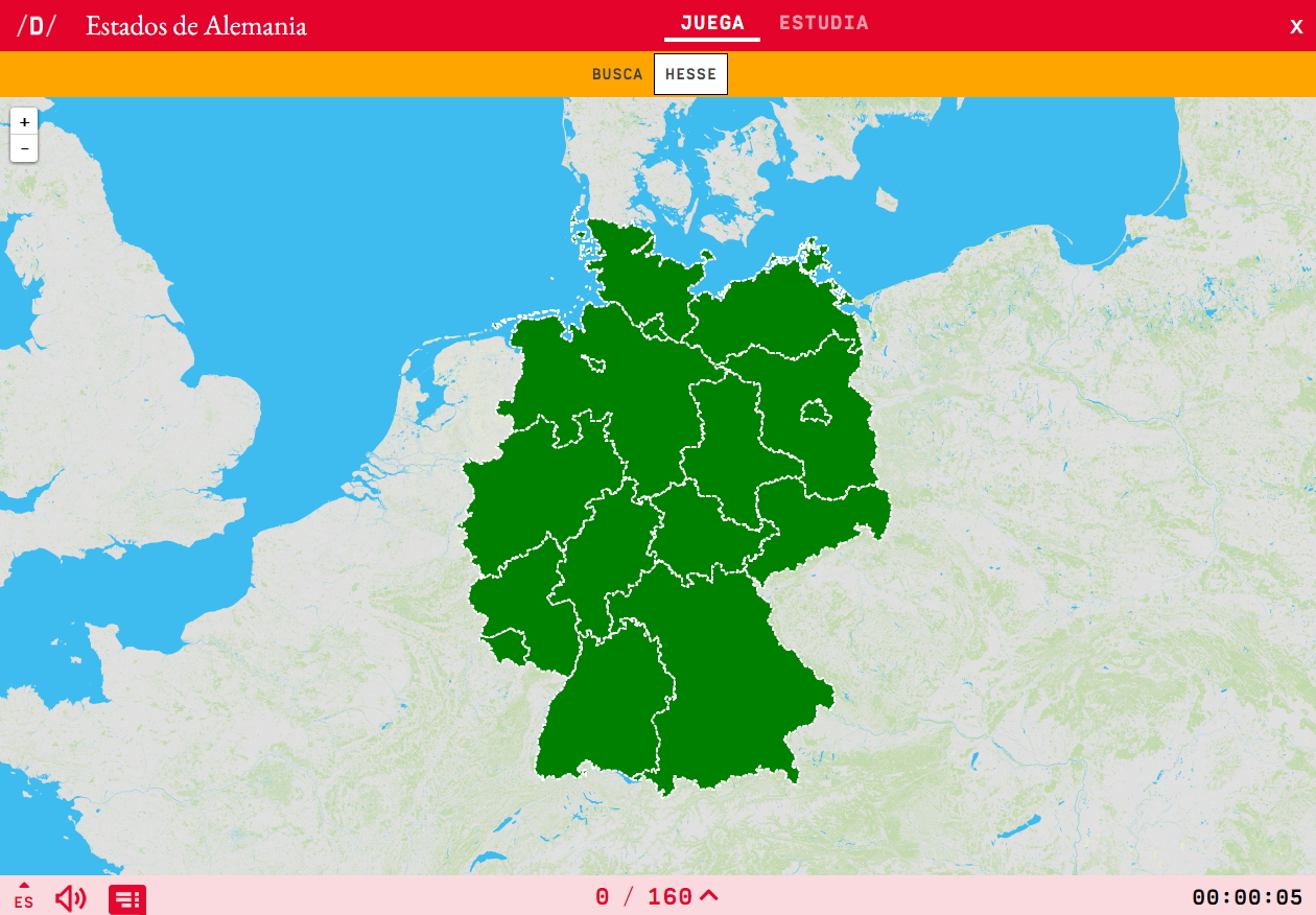 Estats d'Alemanya