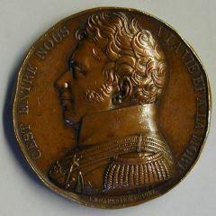 Medalla conmemorativa del duque de Berry