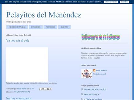Pelayitos del Menéndez