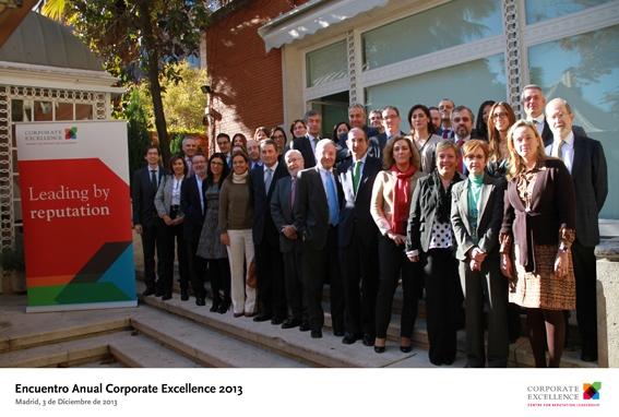 Hacia la gestión excelente de los intangibles en las organizaciones. Encuentro Anual Corporate Excellence 2014