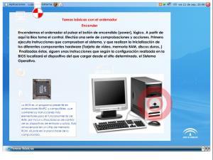 Tareas básicas con el ordenador